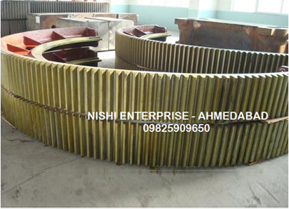 Nishi Enterprise for Girth Gear & Pinion Manufacturer in Ahmedabad, Girth Gear & Pinion Manufacturer, Girth Gear & Pinion, Girth Gear & Pinion Manufacturer in Ahmedabad, Gujarat, india