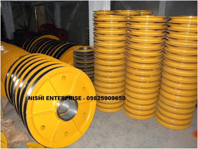 Nishi Enterprise for Wire Rope Pulley Manufacturer in Ahmedabad ...